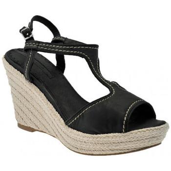 Boty Ženy Sandály Donna Loka  Černá