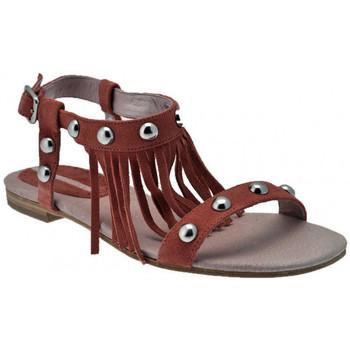 Boty Ženy Sandály Donna Loka  Růžová