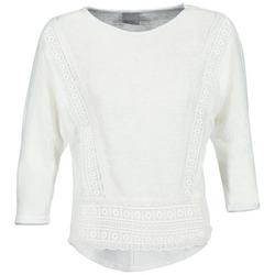 Textil Ženy Trička s dlouhými rukávy Vero Moda MYBELLA Bílá
