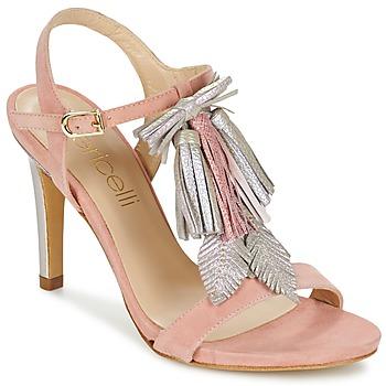 Boty Ženy Sandály Fericelli PATIERNA Růžová