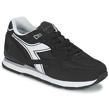 Boty Nízké tenisky Diadora N-92 Černá / Bílá