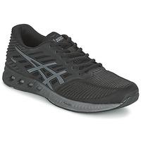 Boty Muži Běžecké / Krosové boty Asics FUZEX Černá