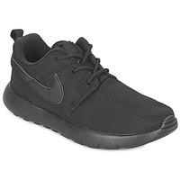 Boty Chlapecké Nízké tenisky Nike ROSHE ONE CADET Černá