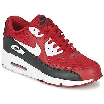 Nike Tenisky AIR MAX 90 ESSENTIAL - Červená