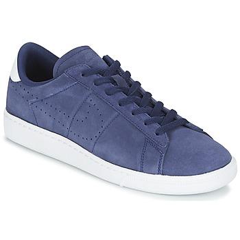 Nike Tenisky TENNIS CLASSIC CS SUEDE - Modrá
