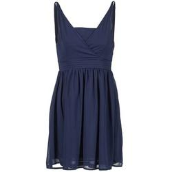 Textil Ženy Krátké šaty Betty London ESQUIVI Tmavě modrá