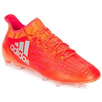 Boty Muži Fotbal adidas Performance X 16.1 FG Oranžová