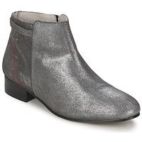 Boty Ženy Kotníkové boty Alba Moda FLONI Stříbrná