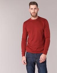 Textil Muži Svetry BOTD ELABASE ROUND Červená