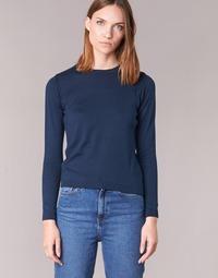 Textil Ženy Svetry BOTD ECORTA Tmavě modrá