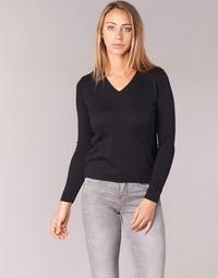 Textil Ženy Svetry BOTD ECORTA VEY Černá