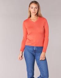 Textil Ženy Svetry BOTD ECORTA VEY Oranžová