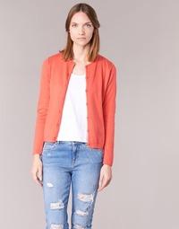 Textil Ženy Svetry / Svetry se zapínáním BOTD EVANITOA Oranžová