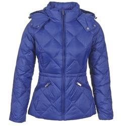 Textil Ženy Prošívané bundy Benetton FOULI Modrá