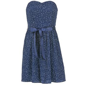 Textil Ženy Krátké šaty Morgan RPEPS Tmavě modrá