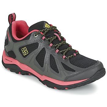 Boty Ženy Multifunkční sportovní obuv Columbia PEAKFREAK XCRSN II XCEL LOW OUTDRY Černá
