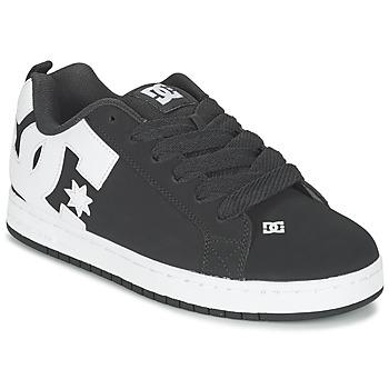 DC Shoes Skejťácké boty COURT GRAFFIK - Černá