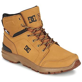 DC Shoes Kotníkové boty TORSTEIN - Béžová