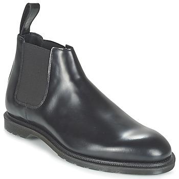 Dr Martens Kotníkové boty WILDE - Černá