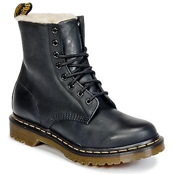 Boty Ženy Kotníkové boty Dr Martens SERENA Černá