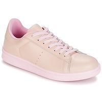 Boty Ženy Nízké tenisky Yurban EZIME Růžová