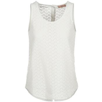 Textil Ženy Halenky / Blůzy Moony Mood IGUOHIAVINE Bílá