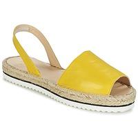 Boty Ženy Sandály Anaki TEQUILAI Žlutá
