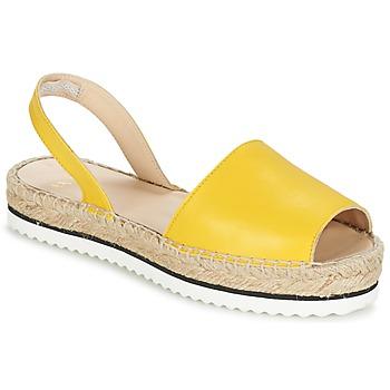 Boty Ženy Sandály Anaki TEQUILAI Stříbřitá