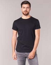 Textil Muži Trička s krátkým rukávem BOTD ESTOILA Černá