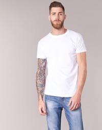 Textil Muži Trička s krátkým rukávem BOTD ESTOILA Bílá