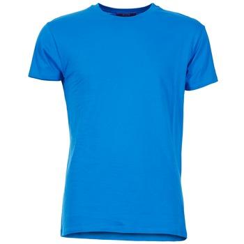 Textil Muži Trička s krátkým rukávem BOTD ESTOILA Modrá