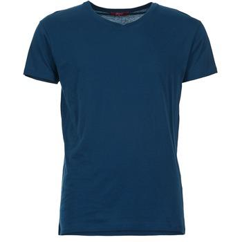 Textil Muži Trička s krátkým rukávem BOTD ECALORA Tmavě modrá