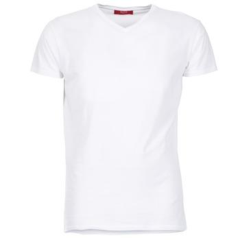 Textil Muži Trička s krátkým rukávem BOTD ECALORA Bílá