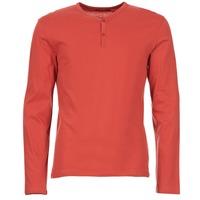 Textil Muži Trička s dlouhými rukávy BOTD ETUNAMA Červená