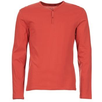 BOTD Trička s dlouhými rukávy ETUNAMA - Červená