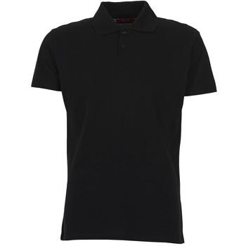 Textil Muži Polo s krátkými rukávy BOTD EPOLARO Černá