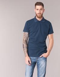Textil Muži Polo s krátkými rukávy BOTD EPOLARO Tmavě modrá