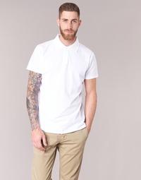 Textil Muži Polo s krátkými rukávy BOTD EPOLARO Bílá