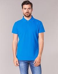 Textil Muži Polo s krátkými rukávy BOTD EPOLARO Modrá