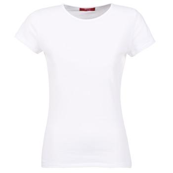 BOTD Trička s krátkým rukávem EQUATILA - Bílá