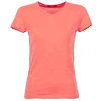 Textil Ženy Trička s krátkým rukávem BOTD EFLOMU Oranžová