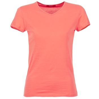 BOTD Trička s krátkým rukávem EFLOMU - Oranžová