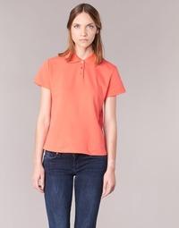 Textil Ženy Polo s krátkými rukávy BOTD ECLOVERA Oranžová