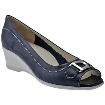 Boty Ženy Lodičky Donna Serena  Modrá