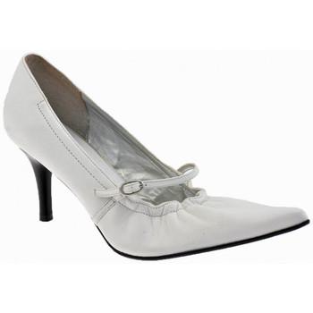 Boty Ženy Lodičky Chedivé  Bílá
