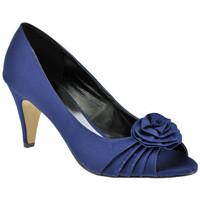 Boty Ženy Lodičky Chedivé  Modrá