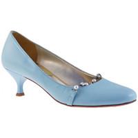 Boty Ženy Lodičky Fascino  Modrá