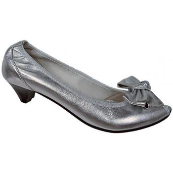 Boty Ženy Lodičky Keys  Stříbrná