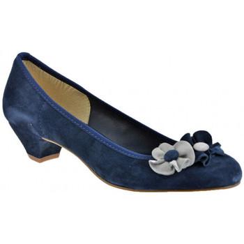 Boty Ženy Lodičky Keys  Modrá