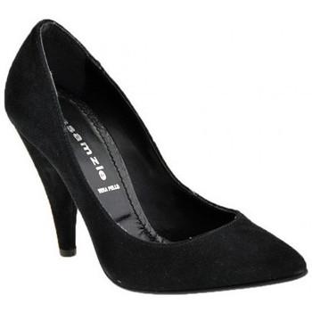 Boty Ženy Lodičky Ssamzie  Černá